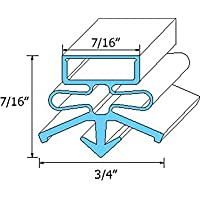 True Manufacturing UCITR810812 Door Gasket For TPP, TUC, TWT (67, 93 Models)
