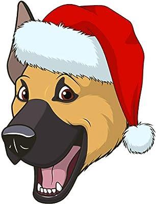 Easy Cute Christmas Dog Drawings