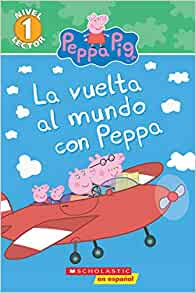 Amazon.com: Around the World with Peppa (Scholastic Reader ...