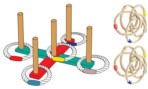 FLASH SALE Mabua Ring Toss Indoor Outdoor Games