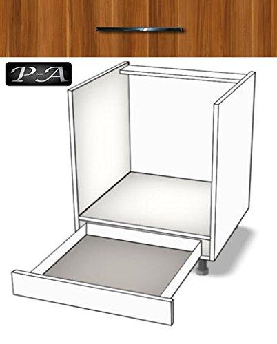 Mueble de cocina mueble bajo para el horno de 60 cm FE (69 la ...