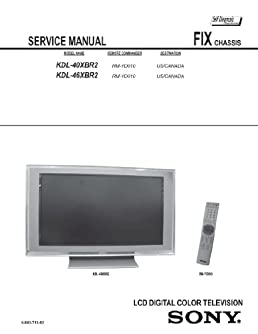 sony lcd digital color tv manual how to and user guide instructions u2022 rh taxibermuda co service manual sony vgn tx5mrn service manual sony vpl vw 675