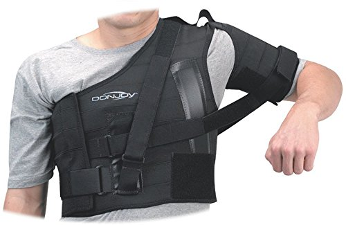 DonJoy Shoulder Stabilizer, Left Shoulder, XXX-Large by DonJoy