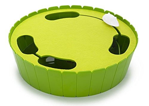 Cat-Life Electronic Burrow Mouse Toy-Hide & Seek