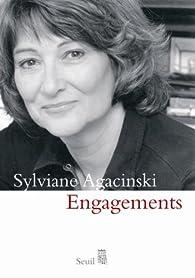 Engagements par Sylviane Agacinski