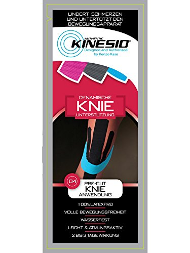 Kinesio® Tape Pre-Cut (Knie)