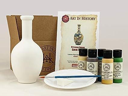 Amazon Art In History Classroom Hands On Educational Kit Paint