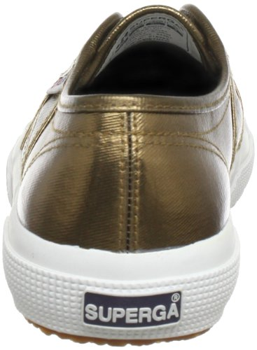 Or Mode Superga Femmes Baskets 2750 160 Cotmetu bronze qttwzXn8I