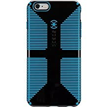 Speck Candyshell Grip Hard Cover Case For Iphone 5/5s/SE Black/Blue