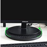 RAM-PRO Rotating Lazy Susan - holding monitor