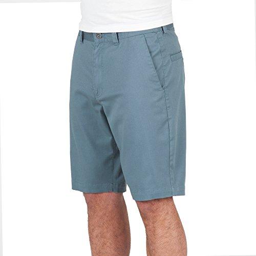 Volcom Men's Frickin Modern Stretch Chino Short, ASH Blue, 30 ()