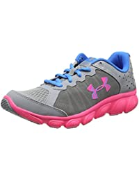 Girls' Grade School Micro G Assert 6 Running Shoe