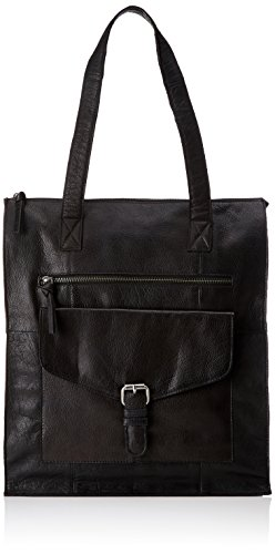 épaule Noir portés Pieces Noos Shopper Leather Black Pcabby Sacs x0q0wHAY