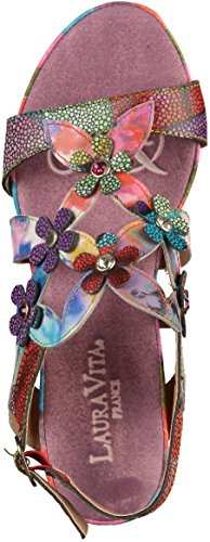 Fuchsia SL140356 Sandals Womens Vita BENOIT11 11A Laura E8wYSqW