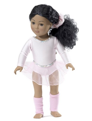 Fits American Girl Doll Skating Outfit – 18 Inch Dolls Clothes/clothing Includes 18″ Accessories, Baby & Kids Zone