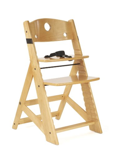 Keekaroo Height Right Kids Chair, Natural (Height Chairs)