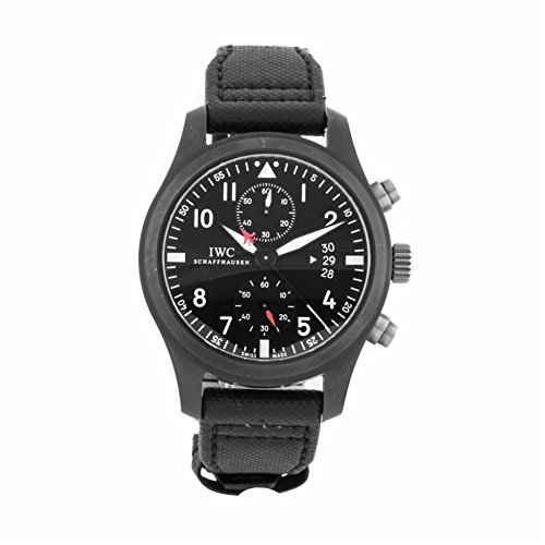- IWC Pilot Automatic-self-Wind Male Watch IW388001 (Certified Pre-Owned)