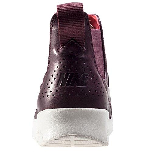Nike Womens W Air Max Thea Mid, Night Maroon / Night Maroon Night Maroon / Night Maroon