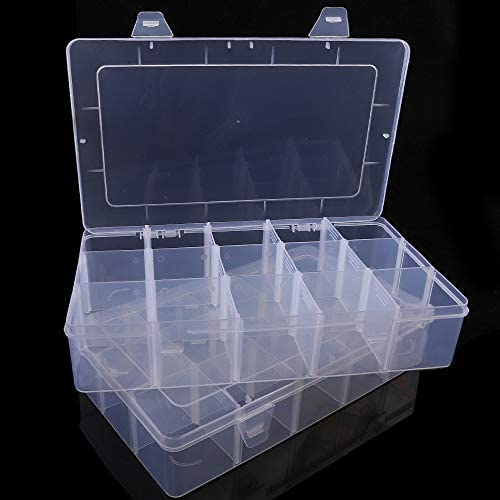 SGHUO Organizer Container Adjustable Dividers product image