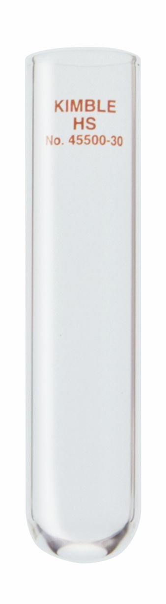 Kimble 45500-30 Glass 30mL  Bottom High Strength Centrifuge Tube (Case of 6)