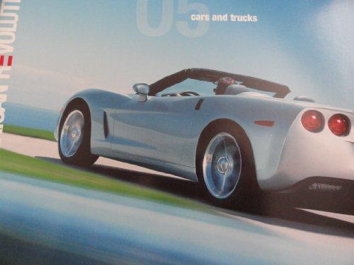 2005 Chevy Corvette / Cobalt / Aveo / Malibu / Impala / Monte Carlo / SSR / Silverado / Avalanche / Colorado / Uplander / Equinox / Trailblazer / Tahoe / Suburban Sales Brochure