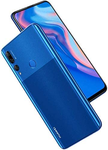 HUAWEI Y9 Prime 2019 STK-LX3 Smartphone 4G 128G Kirin 710 Octa core Auto Pop-Up Triple AI Camera 6.59 inch 4000 mAh Android 9.0(Sapphire Blue)