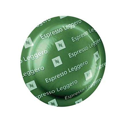 Nespresso Espresso Leggero (1 box of 50 capsules) for Commercial Machines (1 box - 50 capsules) ()