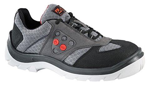 MTS startup Arbeitsschuh Sicherheitsschuh AIRMAX UP S1, modischer Schuh für Sie und Ihn