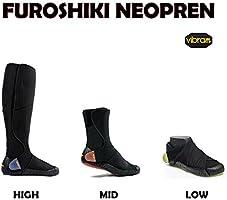 Vibram Fivefingers Furoshiki de Neopreno Botas de Neopreno de Alta – innovadora ZapatosWrap