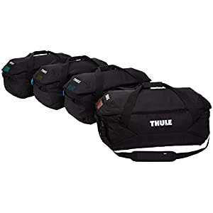 Thule Gopack Duffel Set (4 Pack), Black