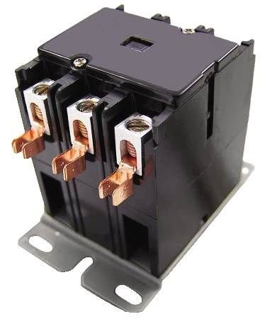 Packard C330B 3 Pole 30 Amp Contactor 120 Volt Coil ()