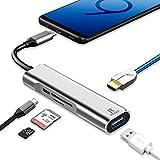 RREAKA USB C to 4K HDMI Adapter DeX Station & DeX