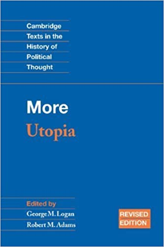 Book More: Utopia (Cambridge Texts in the History of Political Thought) by More, Thomas (September 30, 2002)