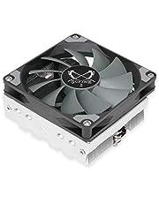 Scythe Shuriken 2 CPU Air Cooler, 92mm Low Profile (58mm Tall), Intel LGA1151, AMD AM4/Ryzen