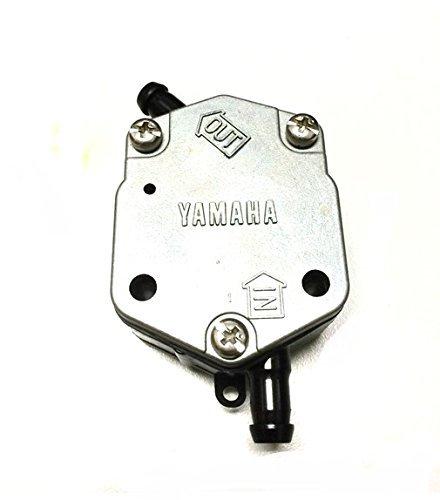 Genuine Original OEM Japan Yamaha 6E5-24410-10-00 Fuel Pump Assembly;# 6E5-24410-03-00