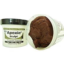 Apoxie Sculpt 1 lb. Brown, 2 part modeling compound (A & B)