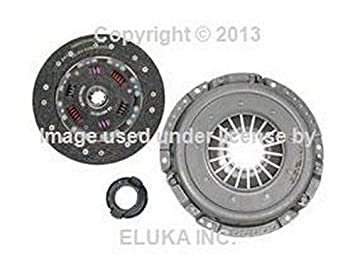 Image Unavailable. Image not available for. Color: BMW OEM Clutch Kit Set 228MM E30 ...