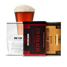 Hellfire Deep Red Ale Plus Beer Refill