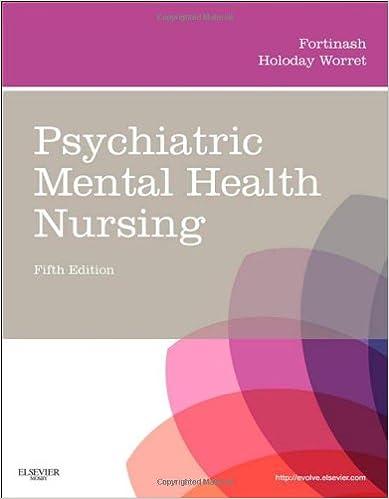 nursing mental health
