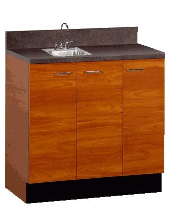 Charmant Goodtime Medical Base Cabinet With Sink 36u0026quot;