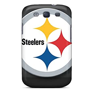 Scratch Resistant Hard Phone Cases For Samsung Galaxy S3 (tNv3414dRso) Support Personal Customs HD Pittsburgh Steelers Series