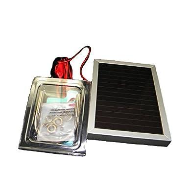 Small Pv Module - 12 Volt Dc, 1.5 Watt, Amorphous, P/n Mfh-sp12