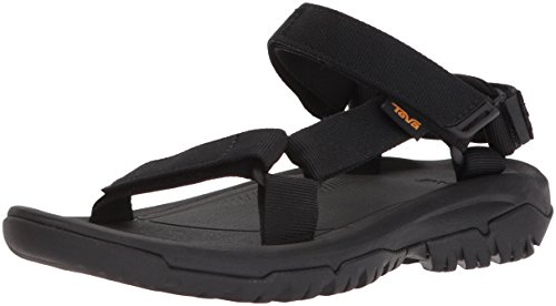 Teva Women's W Hurricane XLT2 Sport Sandal, Black, 10 M US (Best Teva Sandals For Walking)