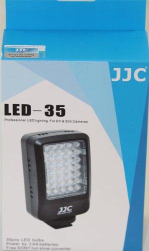 35 LED Professional LED Lighting For Nikon Canon Sony Pentax