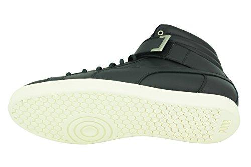Puma MODERN COURT HI CITYS Zapatillas Sneakers Cuero Gris para Hombre