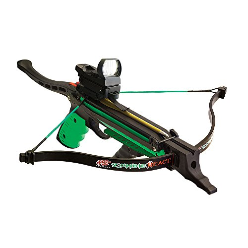 PSE Zombie React Crossbow Pistol, One Size