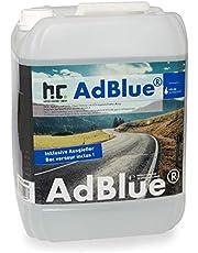 Höfer Chemie 2 x 10 L AdBlue® vermindert de uitstoot van stikstofoxide in SCR-systemen met 90%