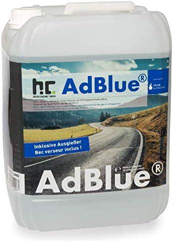 Höfer Chemie Adblue 2 X 10 L Auto Harnstofflösung Von Kruse Automotive Verringert Emissionen Von Stickstoffoxiden Um 90 Bei Scr Systemen Auto