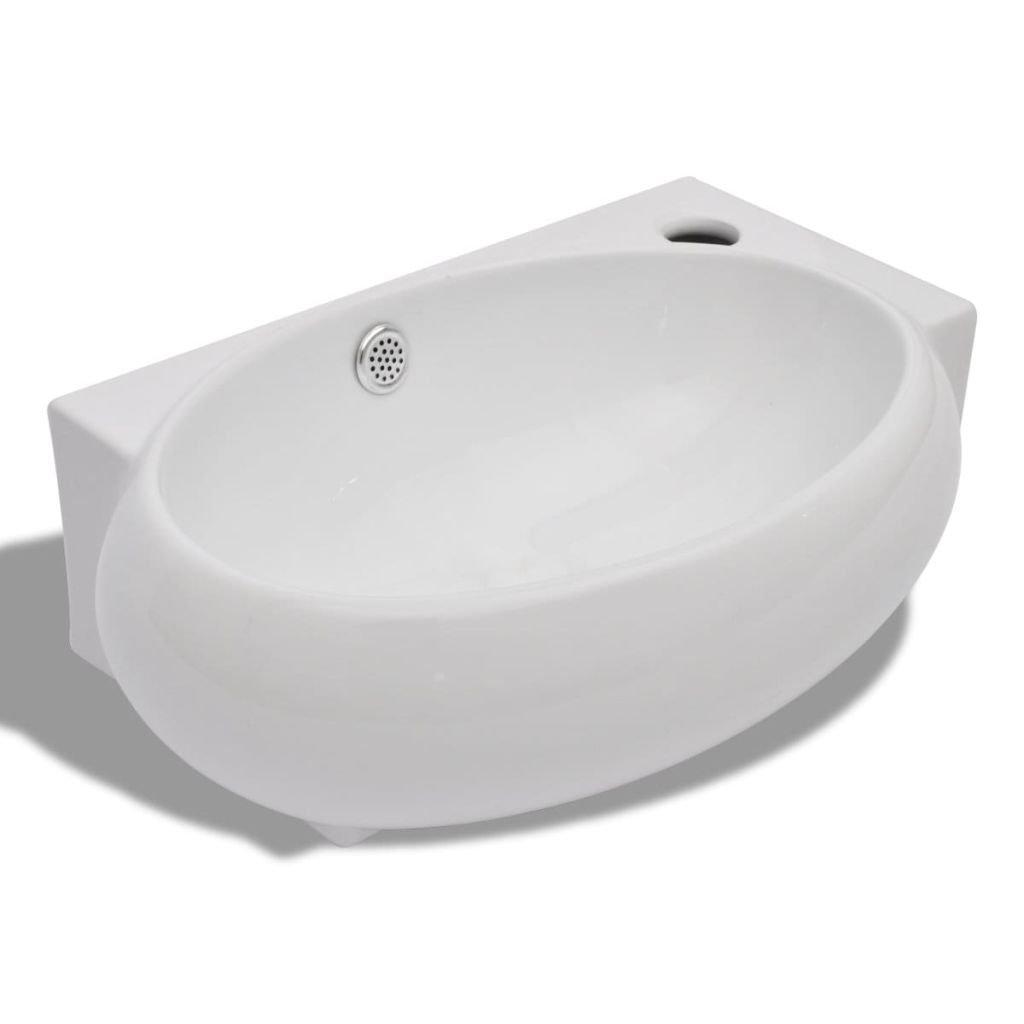 Lavabo Salle De Bain Ovale ~ lavabo salle de bain amazon fr