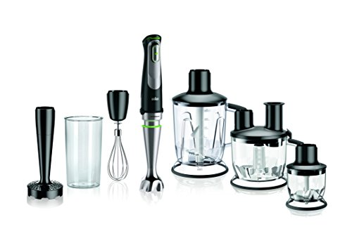 DeLonghi America, Inc MQ9097 Hand Blender, Black